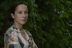 Mariana Telleria, de Argentijnse die kunstenaar voor Tweejarig Venetië wordt gekozen royalty-vrije stock foto