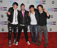Marianas Trench, Royalty Free Stock Images