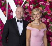 Marianne Elliott beim Tony Awards 2018 Stockfoto