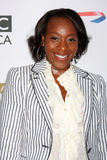 Marianne Jean Baptiste. Marianne Jean-Baptiste arriving at the 2009 BAFTA TV Tea Party Royce Hall, UCLA Century City, CA September 19, 2009 Stock Images
