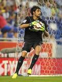 Mariano Barbosa of Sevilla FC Royalty Free Stock Photos