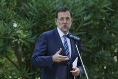MAriano Rajoy Royaltyfria Foton