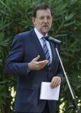 MAriano Rajoy Fotografering för Bildbyråer