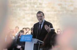 Mariano Rajoy 036 Imágenes de archivo libres de regalías
