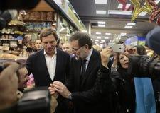 Mariano Rajoy 014 Royaltyfri Fotografi