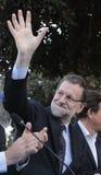 Mariano Rajoy 027 Fotografering för Bildbyråer