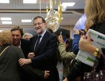 Mariano Rajoy 050 Foto de Stock Royalty Free