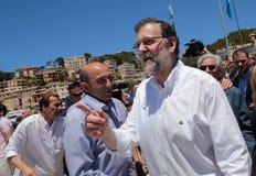 Mariano Rajoy 017 Royaltyfri Bild