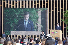 Mariano rajoy Royalty Free Stock Image