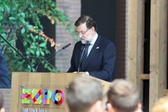 Mariano rajoy Royalty Free Stock Photography