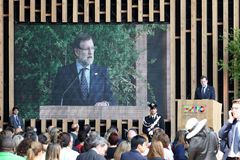 Mariano rajoy Royalty Free Stock Photo