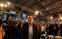 MAriano Rajoy Stock Photos