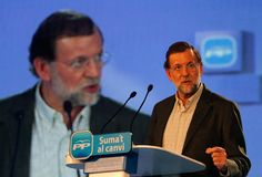MAriano Rajoy Stock Photo