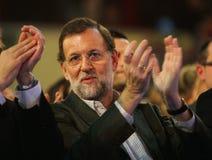 MAriano Rajoy Stock Image