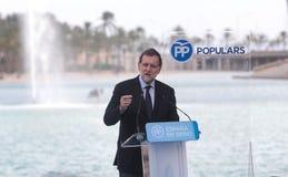 Mariano Rajoy 047 Stock Image