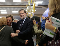 Mariano Rajoy 050 Royalty Free Stock Photo