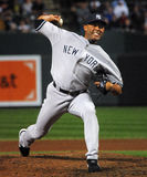 Mariano Rivera, yankee di New York Immagini Stock