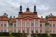 Marianska Tynice, Τσεχία Στοκ Εικόνες