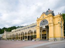 Marianske Lazne , Czech republic royalty free stock image