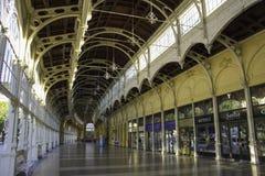 Marianske Lazne kolonada royaltyfria bilder