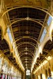 Marianske Lazne (Marienbad). Interior of Colonnade, Marianske Lazne (Marienbad), Czech Republic Stock Image