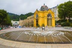 Marianske lazne, Marienbad spa, Czech Republic Royalty Free Stock Photos