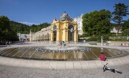 Marianske Lazne Spa. Czech Republic Stock Photos