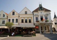 Marianske square Stock Photo