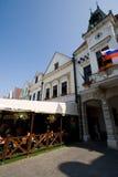 Marianske square Stock Photography