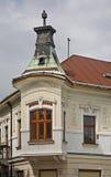 Marianske square in Zilina. Slovakia Stock Photography