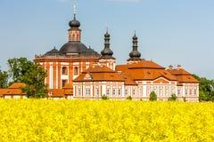 Mariansky Tynec, Tschechische Republik Lizenzfreies Stockbild