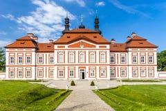 Mariansky Tynec, Tsjechische Republiek Royalty-vrije Stock Foto