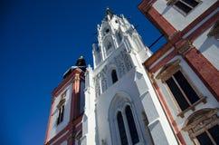 Mariazell大教堂 免版税库存图片