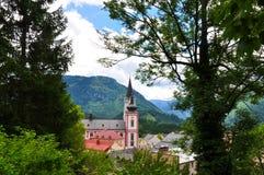 Mariazell Basilica Stock Photos