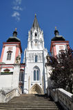 Mariazell Basilica Royalty Free Stock Photos
