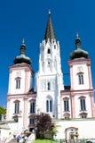 Mariazell, Stiria, Austria Fotografia Stock Libera da Diritti