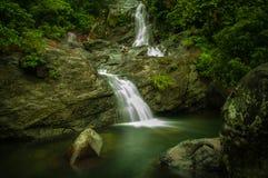 Maribina spadki, Filipiny Obrazy Royalty Free
