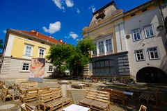 Maribor Art Gallery Royalty Free Stock Images