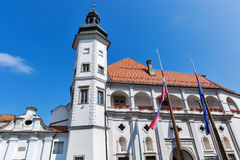 Maribor castle, Slovenia. stock photography