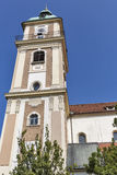 Maribor Cathedral in Slovenia royalty free stock image