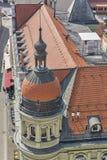 Maribor cityscape, Slovenia Royalty Free Stock Image