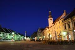 Maribor - Glavni Trg стоковая фотография rf