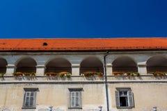 Maribor grad Royalty-vrije Stock Afbeelding
