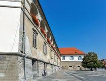 Maribor Grad, Slovenia Stock Image