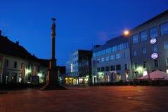 Maribor - Grajski Trg стоковое фото