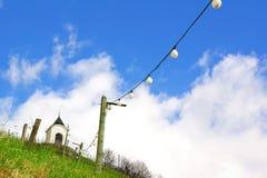 Maribor - Pyramida Στοκ φωτογραφίες με δικαίωμα ελεύθερης χρήσης