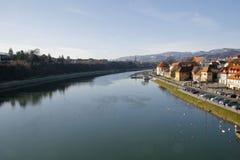 Maribor Slovenië Stock Foto's