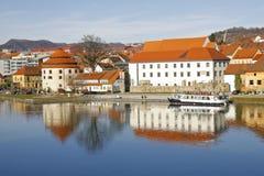 Maribor Slovenia Fotografia Stock Libera da Diritti