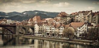 Maribor Stock Image