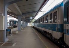 Maribor train station Royalty Free Stock Photo